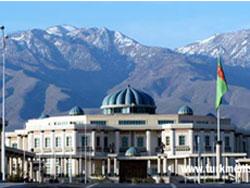 Национальный музей Туркменистана, Ашхабад