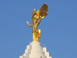 Arch of Neutrality, Ashgabat